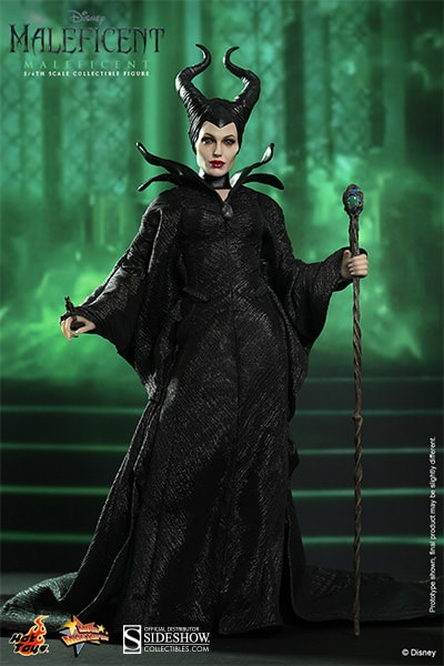 Disney Maleficent Sixth Scale Figure By Hot Toys
