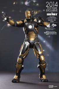 Gallery Image of Iron Man Mark XX - Python Sixth Scale Figure