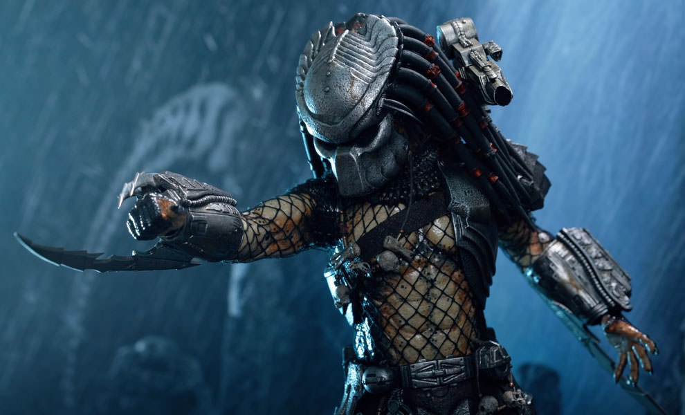 Gallery Feature Image of Ancient Predator Sixth Scale Figure - Click to open image gallery