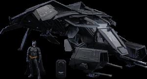 The Bat Collectible Set