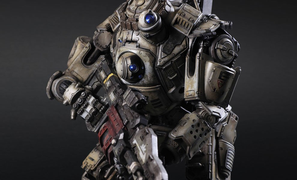 Gallery Feature Image of Atlas Collectible Figure - Click to open image gallery