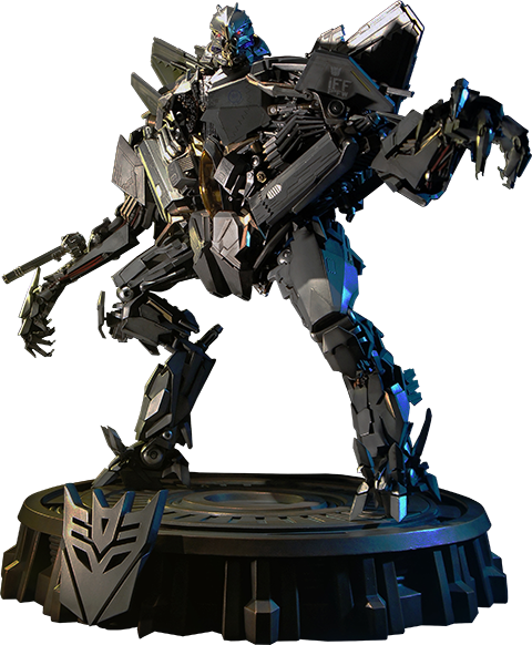 Prime 1 Studio Starscream Polystone Statue