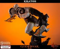 Gallery Image of God of War: Lunging Kratos Statue