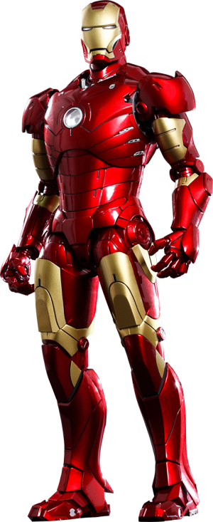 Iron Man Mark III Sixth Scale Figure