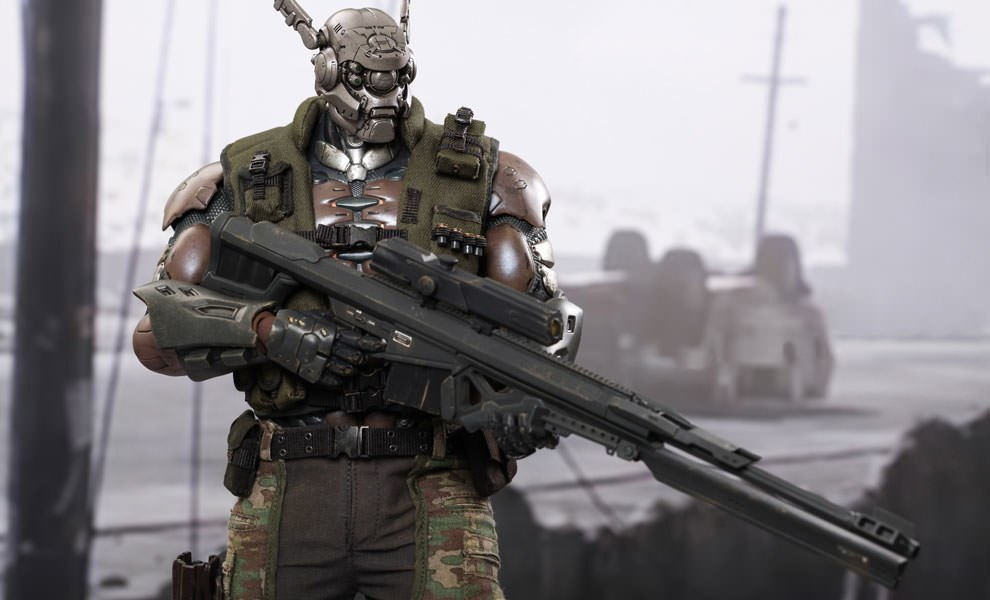 Gallery Feature Image of Briareos Hecatonchires Sixth Scale Figure - Click to open image gallery