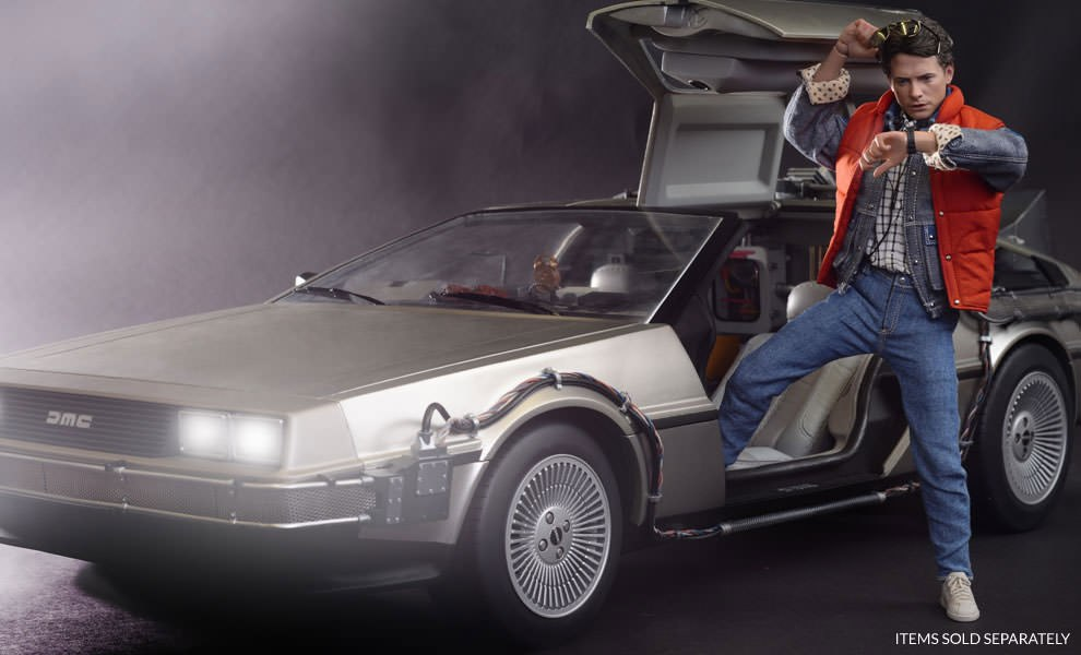 Gallery Feature Image of Marty McFly Sixth Scale Figure - Click to open image gallery