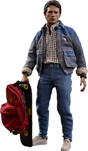 Marty McFly Sixth Scale Figure