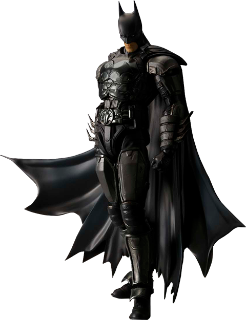 Tamashii Nations Batman (Injustice Version) Collectible Figure