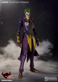 Gallery Image of Joker (Injustice Version) Collectible Figure