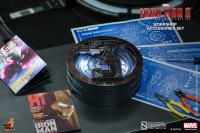 Gallery Image of Iron Man Workshop Accessories Collectible Set