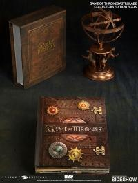 Gallery Image of Game of Thrones Astrolabe with Game of Thrones A Pop-Up Guide to Westeros Collectors Edition Book