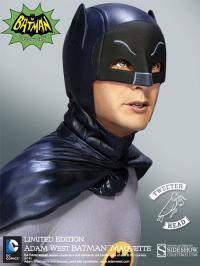 Gallery Image of To the BATMOBILE  - Batman Maquette Diorama