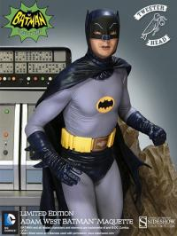 Gallery Image of To the BATMOBILE  - Batman Maquette Diorama