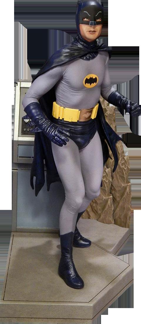 Tweeterhead To the BATMOBILE  - Batman Maquette Diorama
