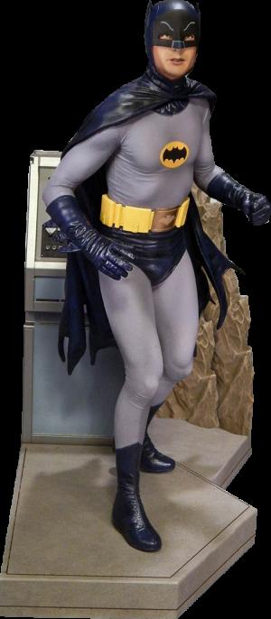 To the BATMOBILE  - Batman Maquette Diorama
