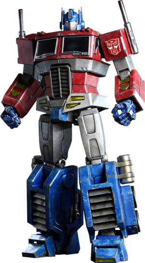 Optimus Prime (Starscream Version) Collectible Figure