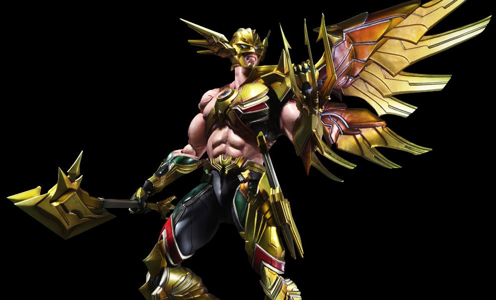 Gallery Feature Image of Hawkman Collectible Figure - Click to open image gallery