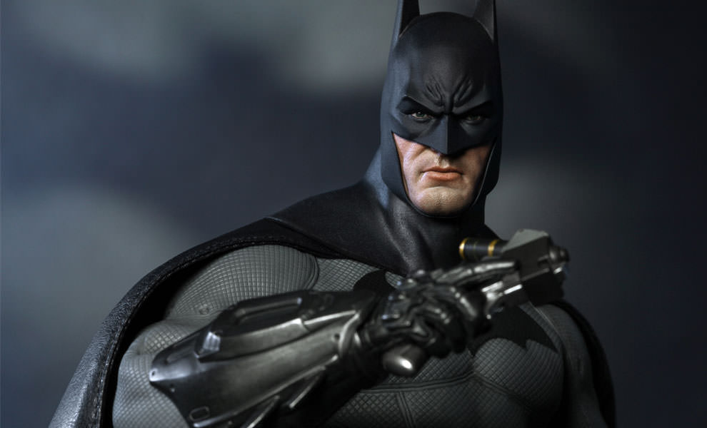 Gallery Feature Image of Batman Arkham City Sixth Scale Figure - Click to open image gallery