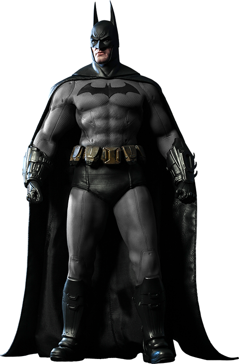Hot Toys Batman Arkham City Sixth Scale Figure