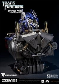 Gallery Image of Optimus Prime Bust