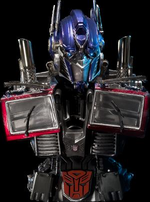 Optimus Prime Bust