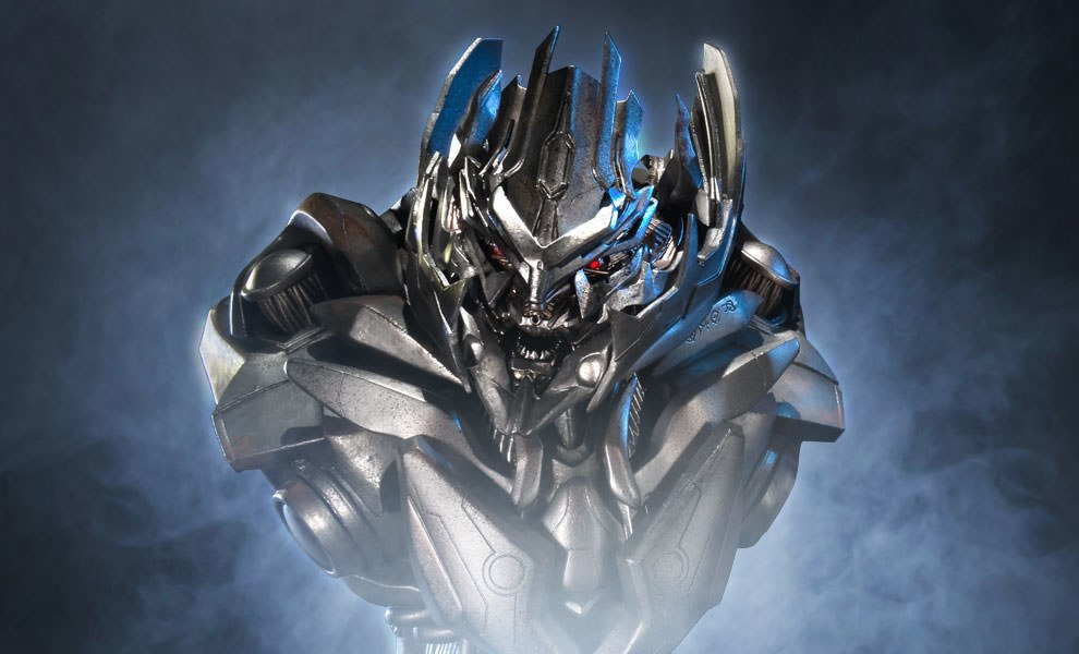 Gallery Feature Image of Megatron Bust - Click to open image gallery
