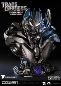 Gallery Image of Megatron Bust