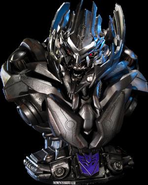 Megatron Bust