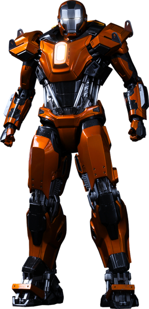 Iron Man Mark XXXVI - Peacemaker Sixth Scale Figure