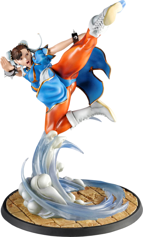Tsume Art Chun-Li Collectible Figure