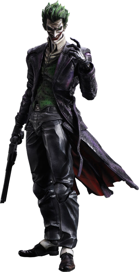 Square Enix The Joker - Arkham Origins Collectible Figure