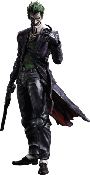 The Joker - Arkham Origins Collectible Figure