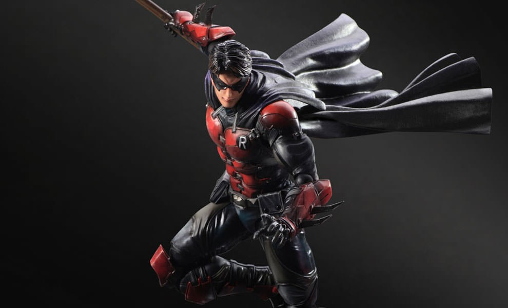 Gallery Feature Image of Robin - Arkham Origins Collectible Figure - Click to open image gallery