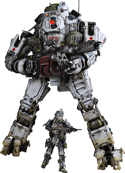 Threezero Atlas - Titanfall Collectible Figure