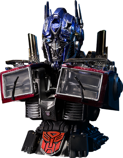 Prime 1 Studio Optimus Prime Final Battle Version Bust