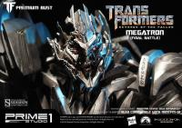 Gallery Image of Megatron Final Battle Version Bust