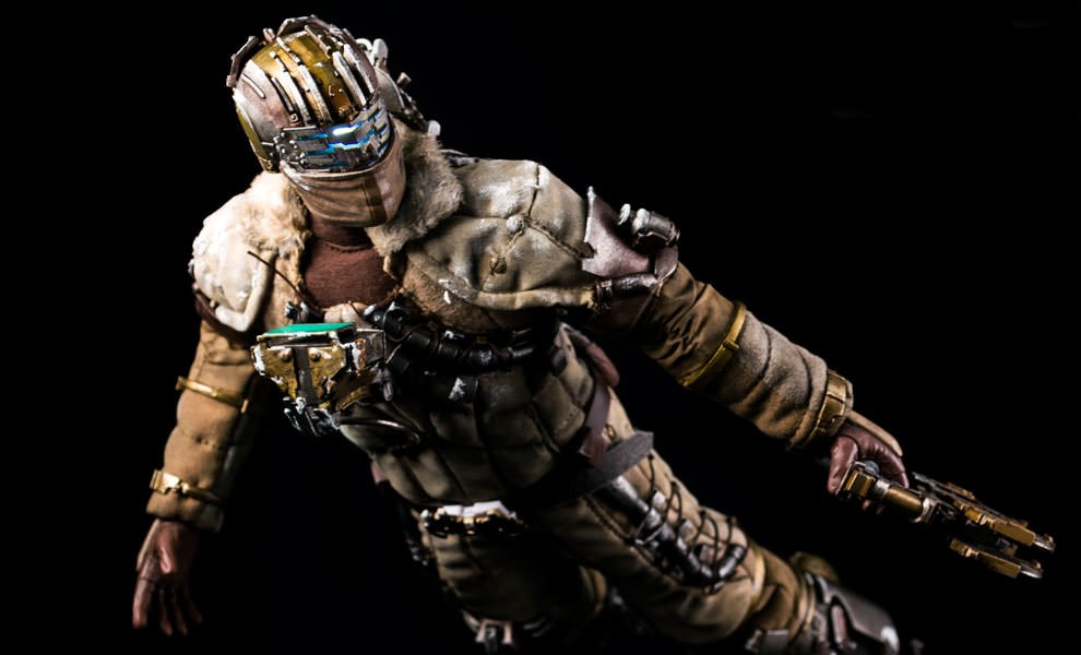 Gallery Feature Image of Isaac Clarke Snow Suit version Sixth Scale Figure - Click to open image gallery
