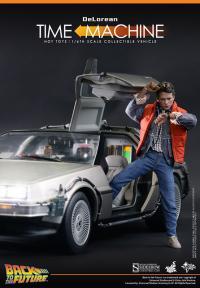 Gallery Image of DeLorean  Sixth Scale Figure Accessory