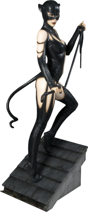 Catwoman Collectible Statue