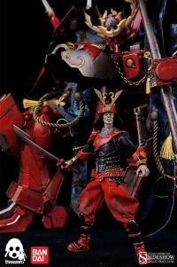 Gallery Image of FullMetal Ghost Captain Form Collectible Figure