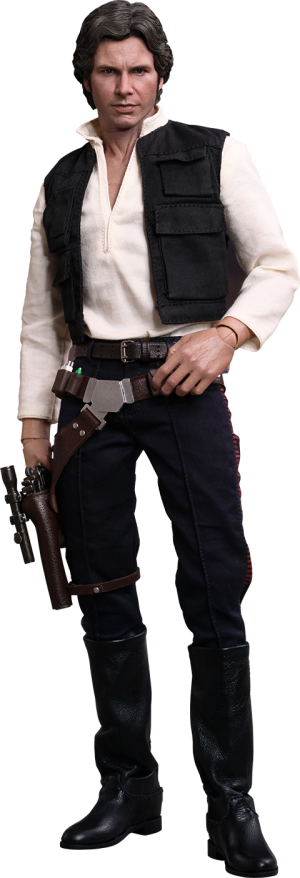 Han Solo Sixth Scale Figure