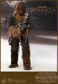 Gallery Image of Chewbacca Sixth Scale Figure