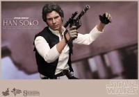 Gallery Image of Han Solo and Chewbacca Sixth Scale Figure