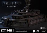 Gallery Image of Grimlock Statue