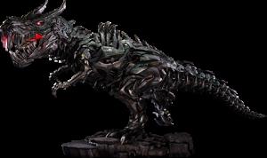 Grimlock Statue