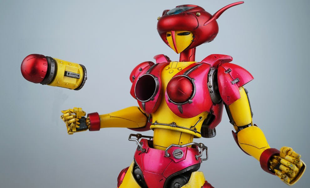 Mazinger Z Mazinger Z: Aphrodite A Collectible Figure by Thr