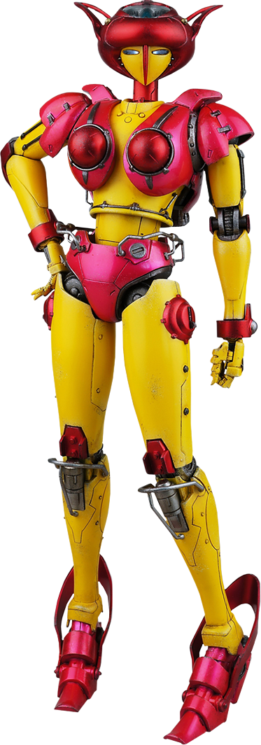 Threezero Mazinger Z: Aphrodite A Collectible Figure