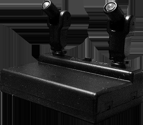 Legend Studio Master Light Base - Black Display Stage