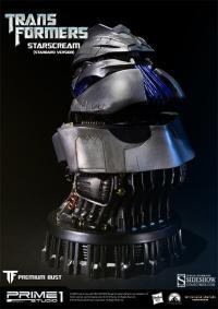 Gallery Image of Starscream Bust