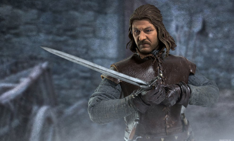 Gallery Feature Image of Eddard Stark  Sixth Scale Figure - Click to open image gallery